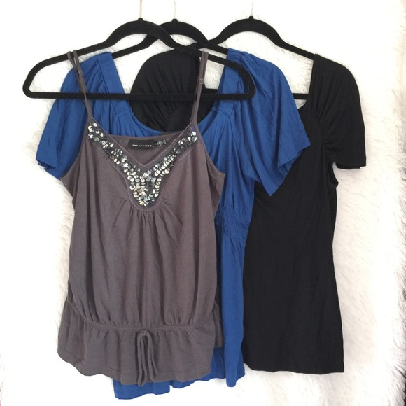 The Limited Tops - The Limited Bundle Lot 3 Tops
